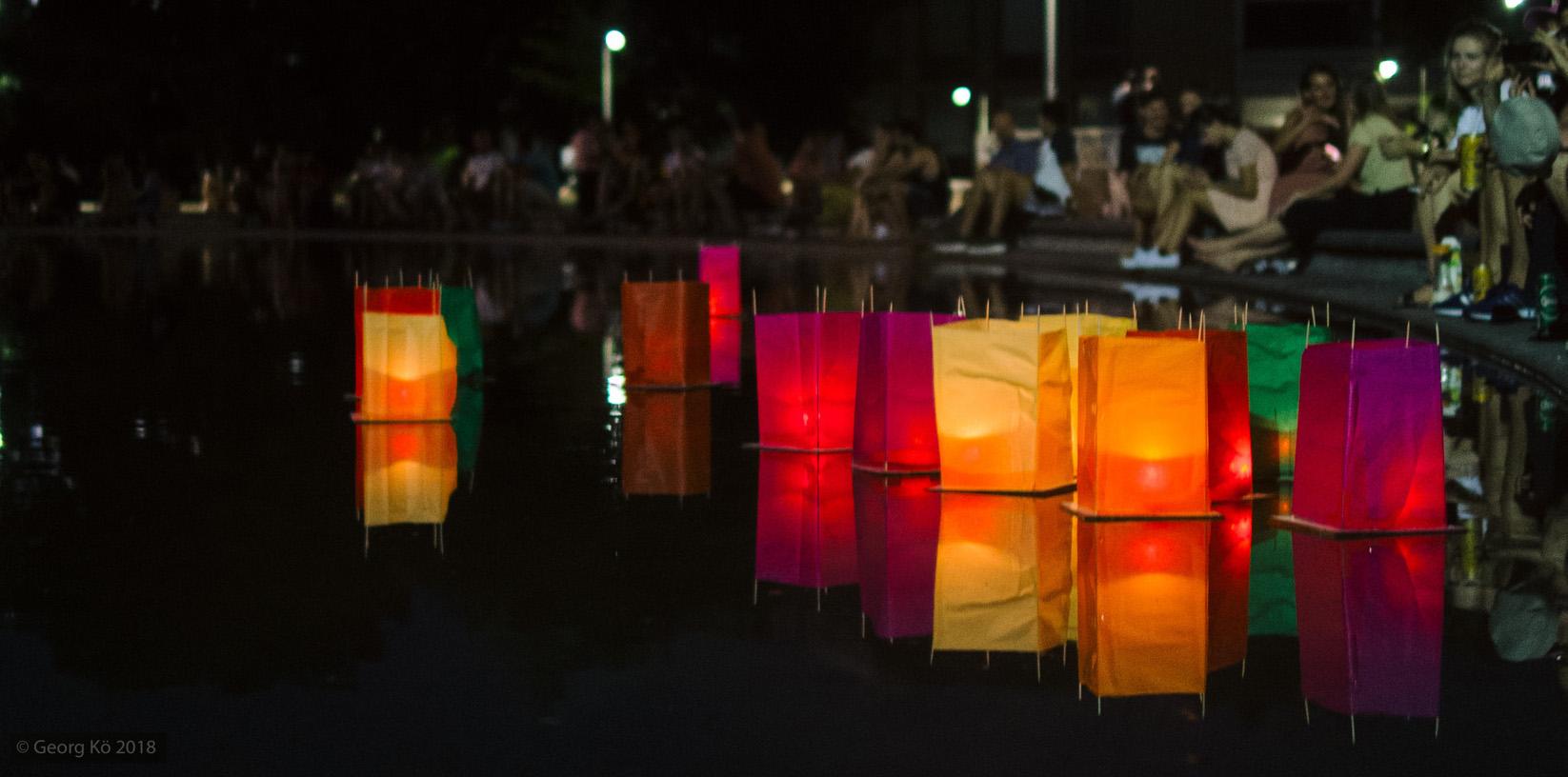 Hiroshima Tag 2018, Wien, Karlsplatz